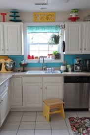 colorful kitchen backsplashes 10 painted kitchen backsplashes kitchen inspiration kitchen