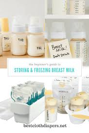 Formula Milk Storage Containers Build Your Freezer Stash Of Breastmilk The Ultimate Guide