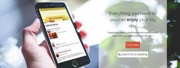 free personal wedding websites zankyou free wedding websites and gift lists