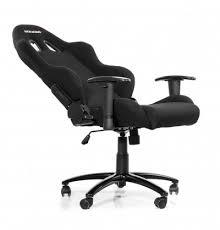 fauteuil bureau inclinable akracing k7012 noir achat fauteuil gamer ergonomique sur dans