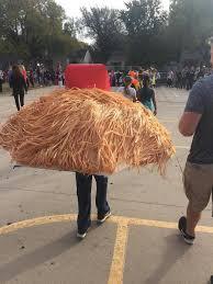 Donald Trump Halloween Costume Wichita Boy U0027s U0027trump Hair U0027 Halloween Costume Buzz