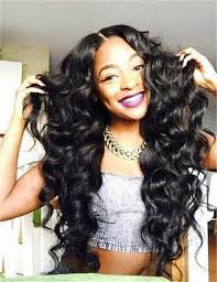 weave hairstyles with middle part weave middle part hairstyles the latest trend of hairstyle 2018