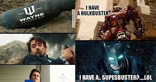 Iron Man Meme - 15 most savage iron man vs batman memes animated times