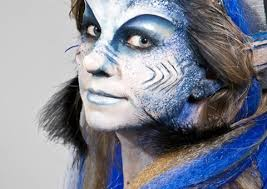 professional stage makeup woodland creature makeup woodland