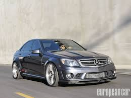 mercedes c63 amg 2007 2009 mercedes c63 amg turn it up to 11 photo image gallery