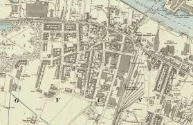 Map Of Glasgow Scotland Discover Genealogy Even More About Using Old Maps