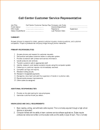 Office Clerk Job Description For Resume by Resume Customer Service Representative Cover Letter Post Office