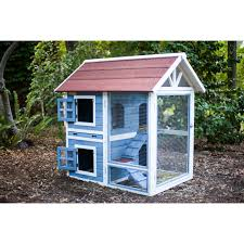 outdoor awesome design of rabbit hutches for outdoor pet house