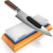 Whetstone For Kitchen Knives Gilded Chef Knife Sharpening And Premium