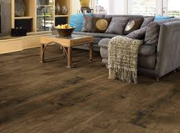 laminate flooring over radiant heat shaw floors