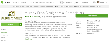 express your remodeling vision with houzz com murphy bros