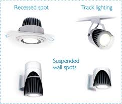 philips upgrades the fortimo led integrated spot light module leds