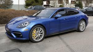 Porsche Panamera 2016 - vwvortex com 2016 next gen porsche panamera mules spied for