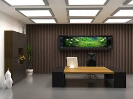 Plank Desk Office U0026 Workspace Futuristic Manager Office Design With Plank