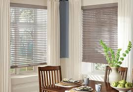 Painting Wood Blinds Horizontal Wood U0026 Faux Wood Blinds Red Star Paint