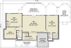 4 bedroom 4 bath house plans 4 bedroom 4 bath country house plan alp 099x allplans com