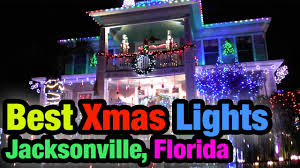 House Christmas Lights by Best Christmas Light Displays Jacksonville Florida 2015 15