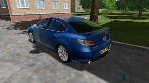 mazda 3 mazda 6 city car driving 1 3 3 mazda 6 sport test cruisen g27 deutsch
