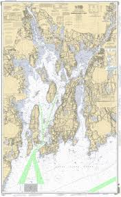 map of ma and ri narragansett bay ri ma nautical chart νοαα charts maps