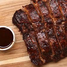 tasty slow cooker bbq pork ribs full recipe