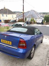vauxhall astra mk4 convertible spares or repair in paignton