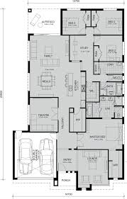 metricon home floor plans saba 331 new homes melbourne new home designs