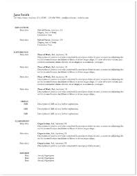 Resume Building Words The Top 10 Best Blogs On Resume Design