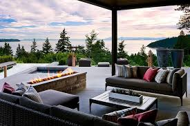 Home House Design Vancouver Ocean View Home Embraces Earth Fire Air Water