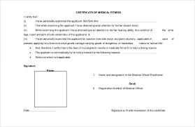 medical certificate template pdf format free australia fake