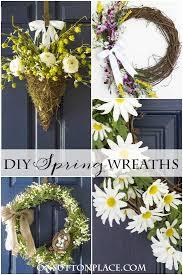 diy wreaths diy wreaths on sutton place