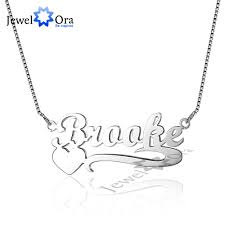 Cheap Name Necklaces Online Get Cheap Name Necklace Box Aliexpress Com Alibaba Group