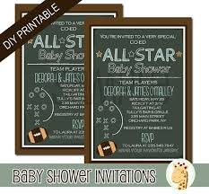 coed baby shower themes 15 best sports theme baby showers images on baby