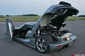 koenigsegg engine road test koenigsegg ccx gtspirit