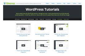 tutorial wordpress blog the best wordpress tutorial websites that every wordpress user