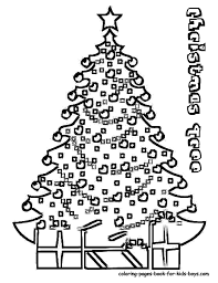coloring pages christmas tree coloring pages coloring book free
