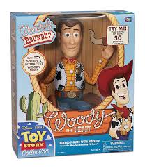 amazon com toy story collection talking sheriff woody toys u0026 games