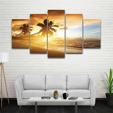 compare prices on sunset beach poster online shopping buy low