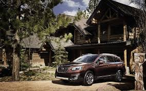 modded subaru outback 2017 subaru outback performance review the car connection