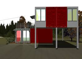double module container home i nai green products