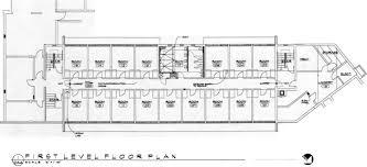 floor plans the university montana western davis hall floor