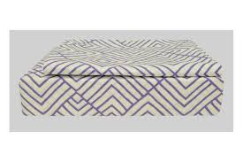 organic egyptian cotton patterned bed sheet set sold out le
