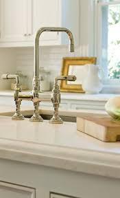 kitchen bridge faucet bridge design ideas
