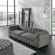 Chenille Chesterfield Sofa by Sofas Center Chesterfield Sofa Velvet Ivoryhesterfield Grayblack