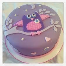 owl birthday cakes cakes by becky owl birthday