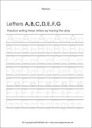 printable alphabet tracing letters free tracing and writing the letter n tracing letters preschool free