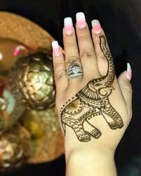 elephant henna tattoo tattoo collections