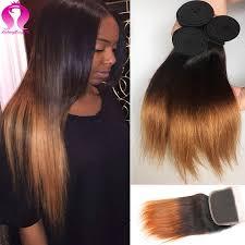 honey weave ombre hair bundles