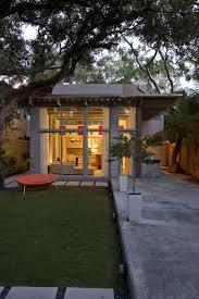 home courtyard design ideas the softly glowing backyard is warm