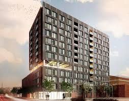 One Bedroom Apartments Kansas City New Apartment Tower Planned For Kc U0027s Crossroads District