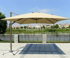Tilting Patio Umbrella 10 Offset Tilt Patio Umbrella Sun Shade Gj825 Gujia China